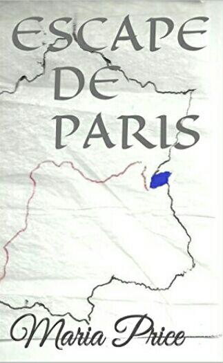 """Amazon Kindle Gratis: """"Escape de París"""" (historia verídica de la 2da. Guerra mundial)."""