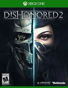 Amazon- Dishonored 2 - Xbox One - Standard Edition