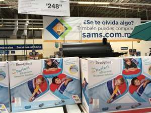 Sams club: sleeping bag niños