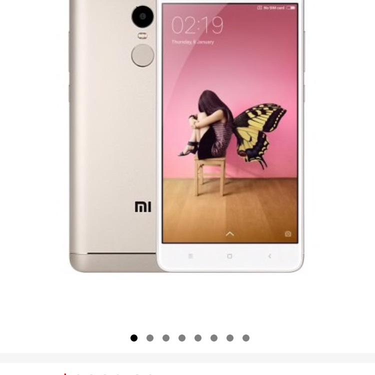 Gearbest: Xiaomi redmi note 4 64gb y 4 ram