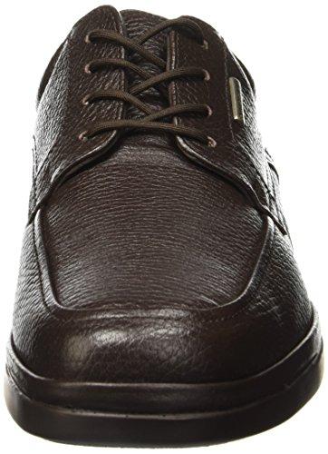 Amazon: Zapatos Quirelli Café, Piel, varias tallas