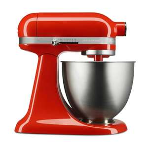 Best Buy: Kitchen aid Roja Artisan mini con MERCADOPAGO