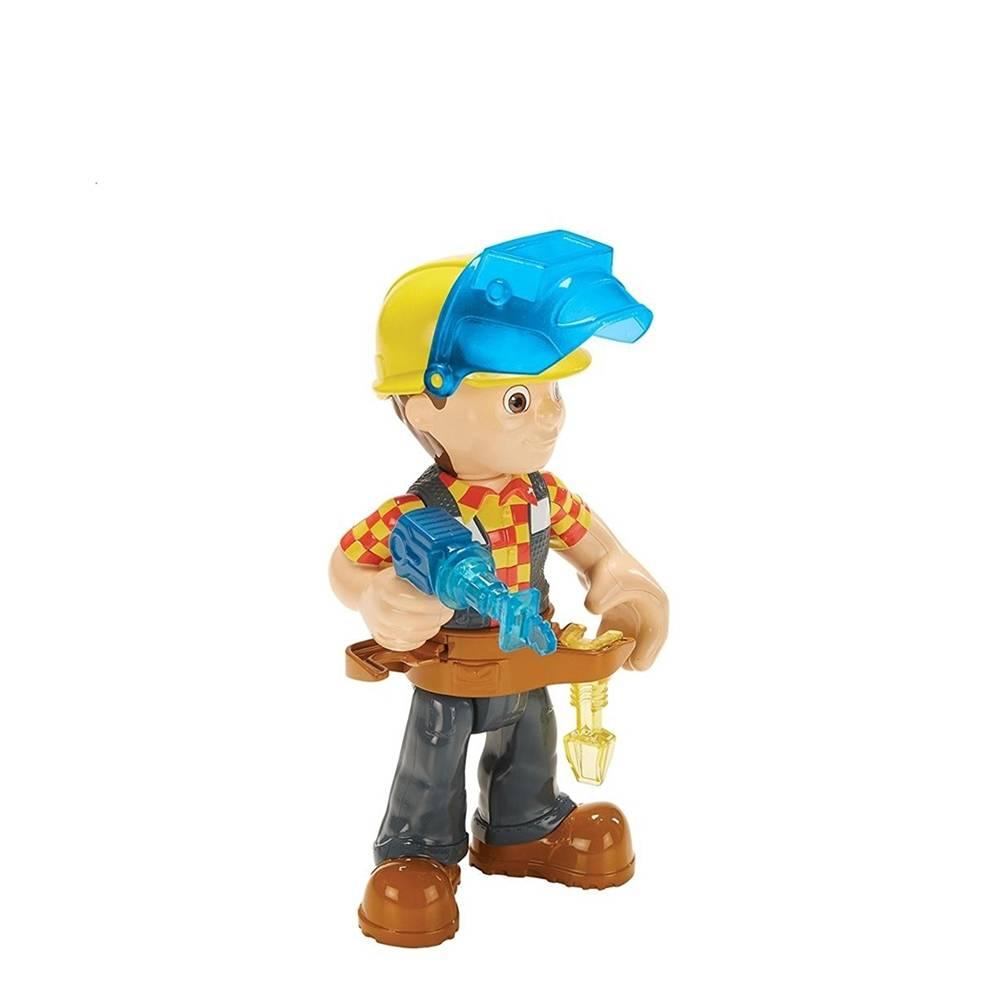 Walmart: Figura de Bob el Constructor Fisher Price Bob The Builder Reparando A Scoop