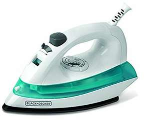 Amazon: Plancha Black and Decker IRBD100