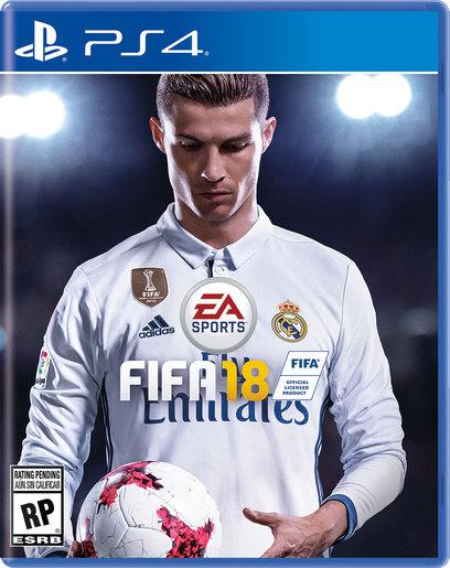 Chedraui: FIFA 18 disco fisico. PS4 y XBOX ONE