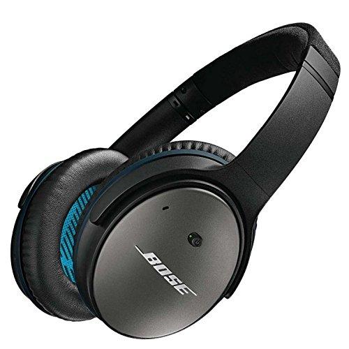 Amazon: Bose QuietComfort 25 - Audífonos con cancelación de ruido