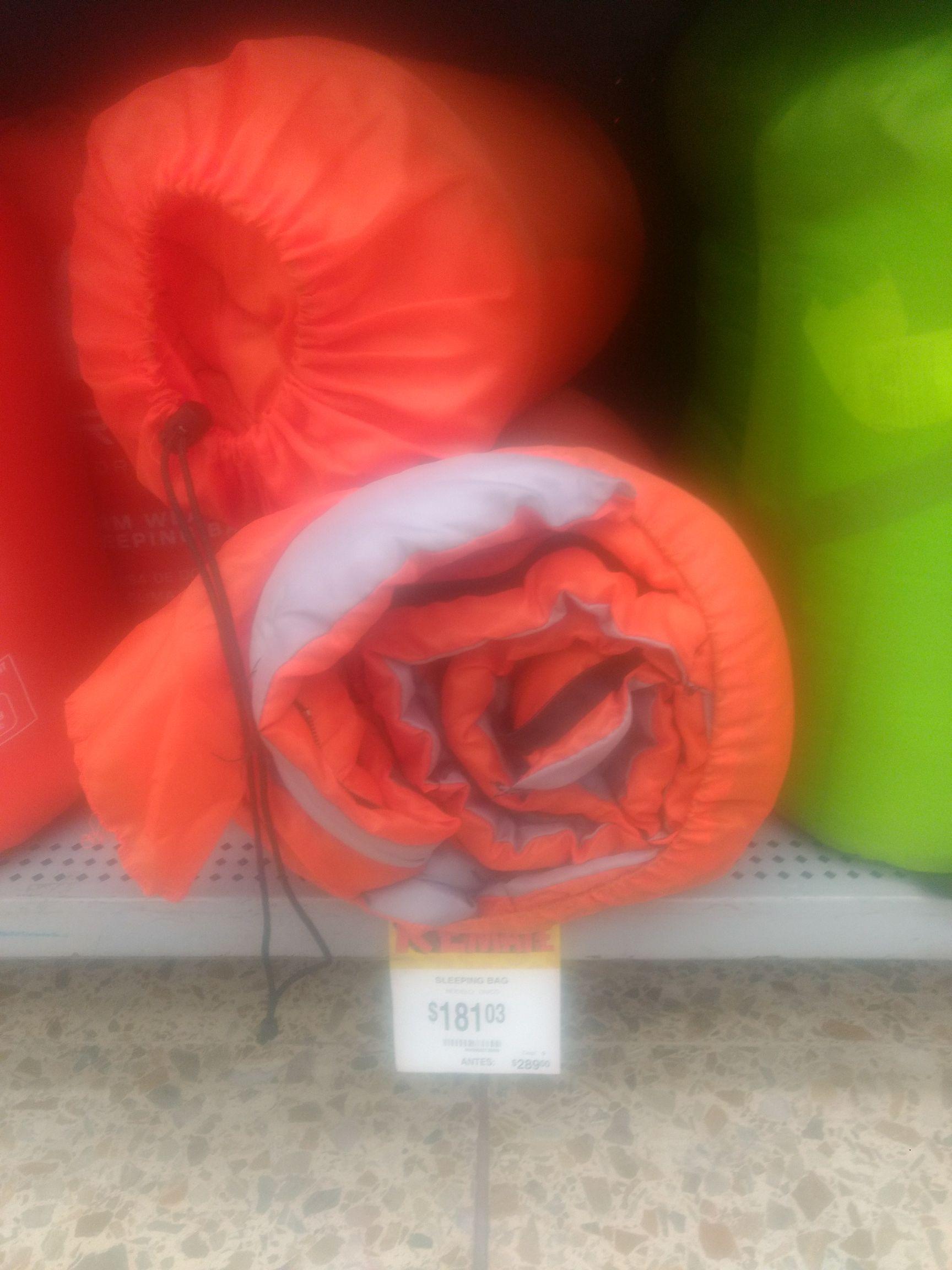 Bodega Aurrerá: Sleeping bag $181.03 y más