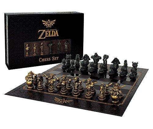Amazon: Ajedrez The Legend of Zelda a $1,191