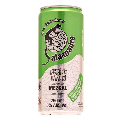 Chedraui: Bebida Preparada con mezcal Salamadre