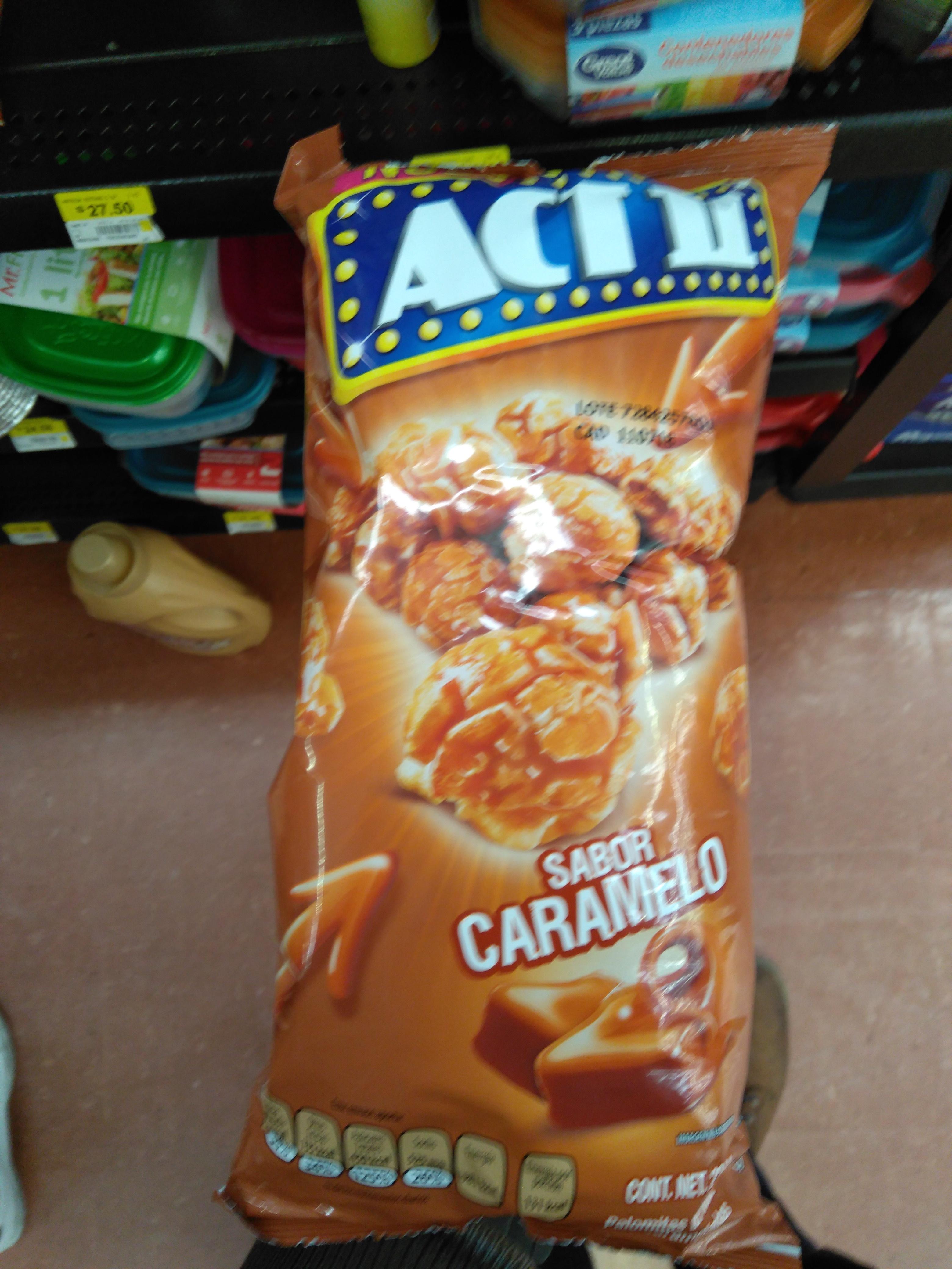 Walmart Eduardo Molina: Palomitas de Caramelo ACT II $12.02 y más