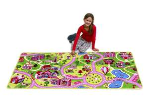 Amazon: Tapete infantil Learning Carpets