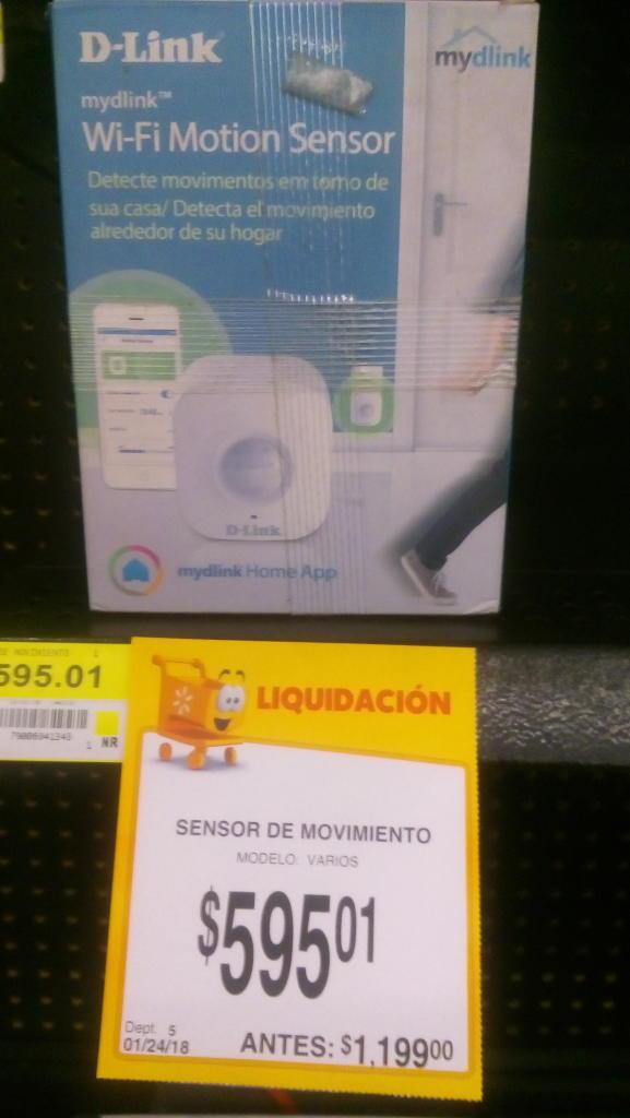 Walmart Alfredo del Mazo, Toluca: Tecnología D-Link