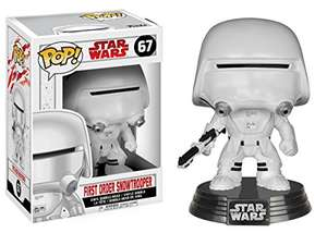 Amazon: Funko Star Wars The Last Jedi - First Order Snowtrooper