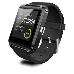 Linio: Smartwatch U8 Gadgets One Compatible con Android y iPhone