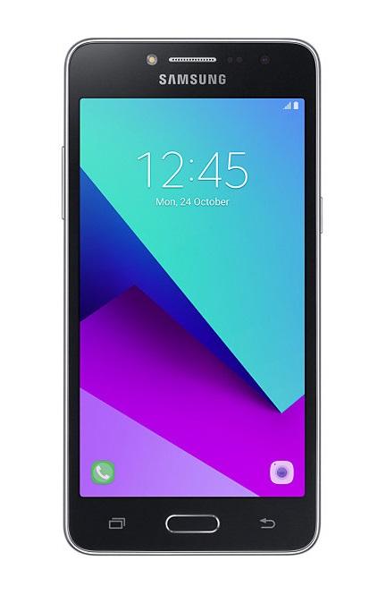 Palacio de Hierro: Smartphone Galaxy Grand Prime Negro