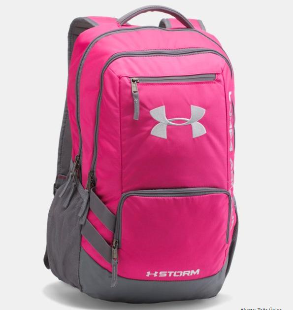 Under Armour: mochila o maleta para gym 50% de descuento cada una