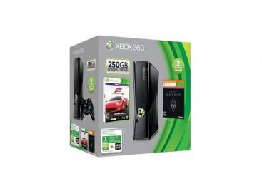 Mequedouno: Consola Xbox 360 250 GB + Forza 4 + Skyrim $2,549