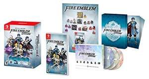 Amazon: Fire Emblem Warrios- Especial Edition (Switch)