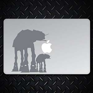 Amazon Mx: Star Wars AT-AT Vinil para laptop + Envío Gratis