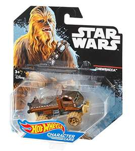 Amazon Mx. Star Wars Hot Wheels de Chewie + Envío Gratis