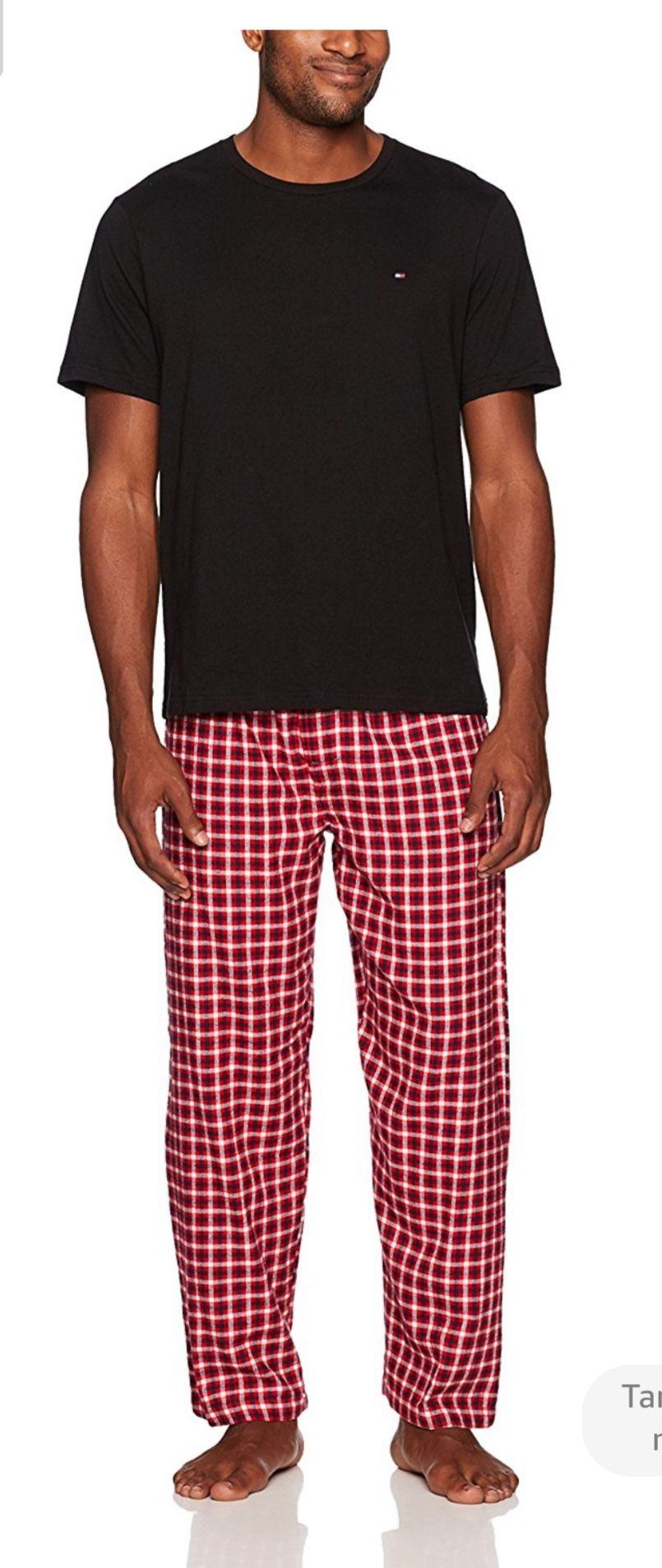 Set pijama Tommy Hilfiger hombre talla L