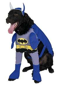 Amazon: Disfraz de Batman para perro