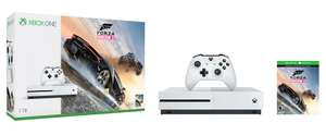 Best Buy: Consola Xbox One S de 1TB + (Forza Horizon 3 ó Shadow of War)