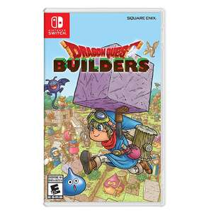 Amazon: Dragon Quest Builders a 1199 Switch