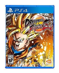 Amazon: Dragon Ball FighterZ + Figura - PlayStation 4 - Standard Edition por Bandai Namco