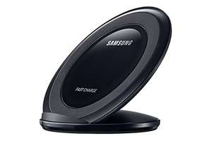Amazon: Samsung Fast Charge Wireless Charging Stand, Negro c/Prime