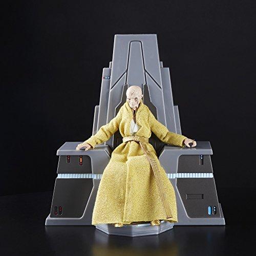Amazon: Star Wars The Black Series, Supreme Leader, Snoke con Trono
