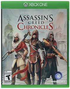 Amazon: Assassin´s Creed Chronicles - XBox One - Standard Edition