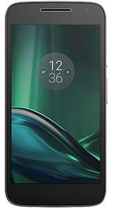 Movistar: Moto G4 Play LTE color Negro
