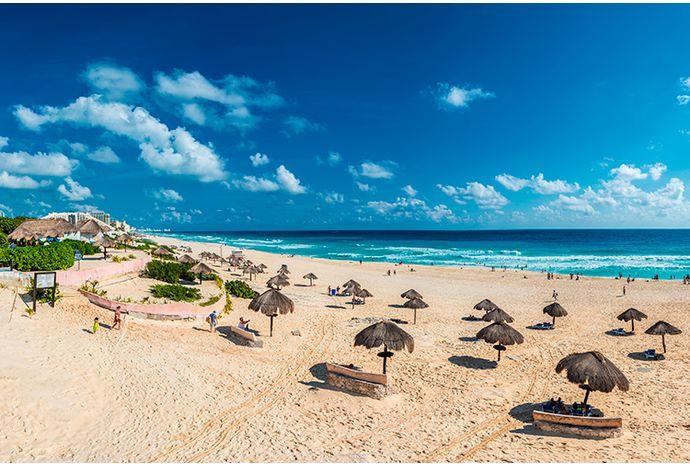 Clickonero: ¡Regresa Cancún A SUPERPRECIO! Salida desde CDMX Vuelo + 3 Noches En Hotel + Desayunos O Todo Incluido, A Elegir + Impuestos