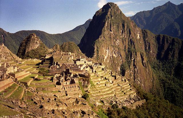 Vuelo a Lima y Cuzco combinado por $6,300