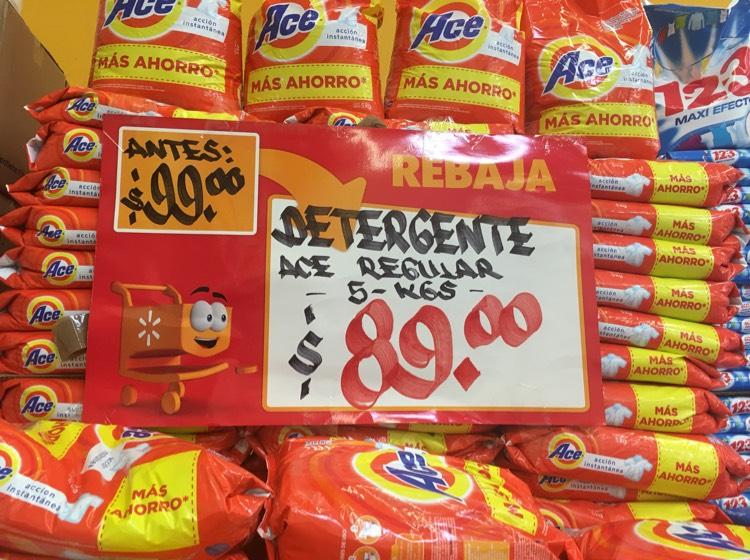 Walmart: ACE 5kg
