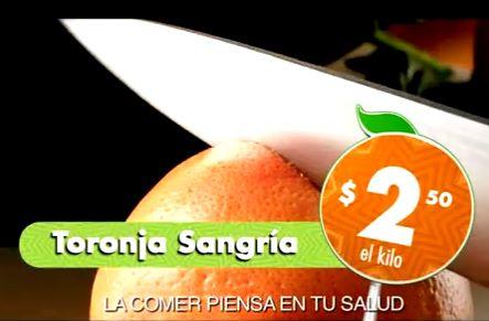 Miércoles de plaza La Comer febrero 26: toronja $2.50 el kilo y más