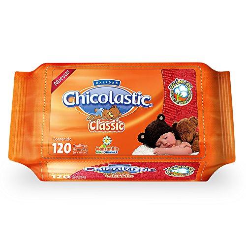Amazon: Chicolastic Classic, Toallas Húmedas para Bebé, 1440 Toallas