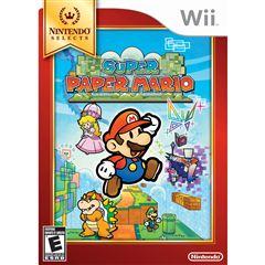 Sanborns: Super Paper Mario Wii a $99