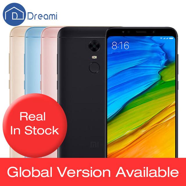 AliExpress: Xiaomi Redmi 5 Plus 3GB/32GB Versión Global