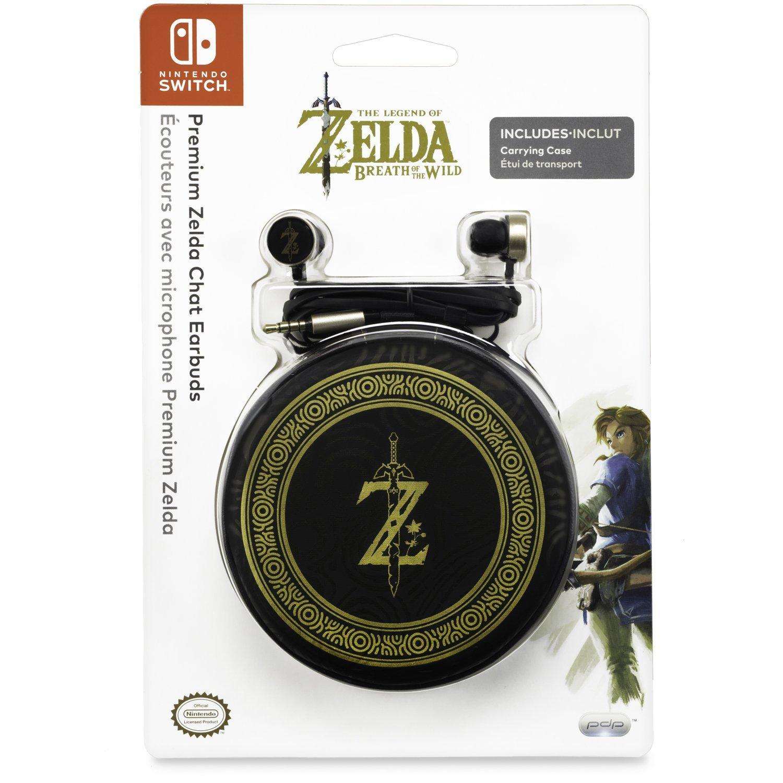 Amazon: Audífonos Zelda de $499 a $199.6
