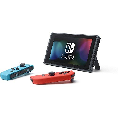 Amazon: Consola Nintendo Switch Neon Red Blue (vendido por un tercero)