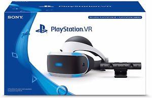 eBay: Playstation VR (Visor + Cámara)
