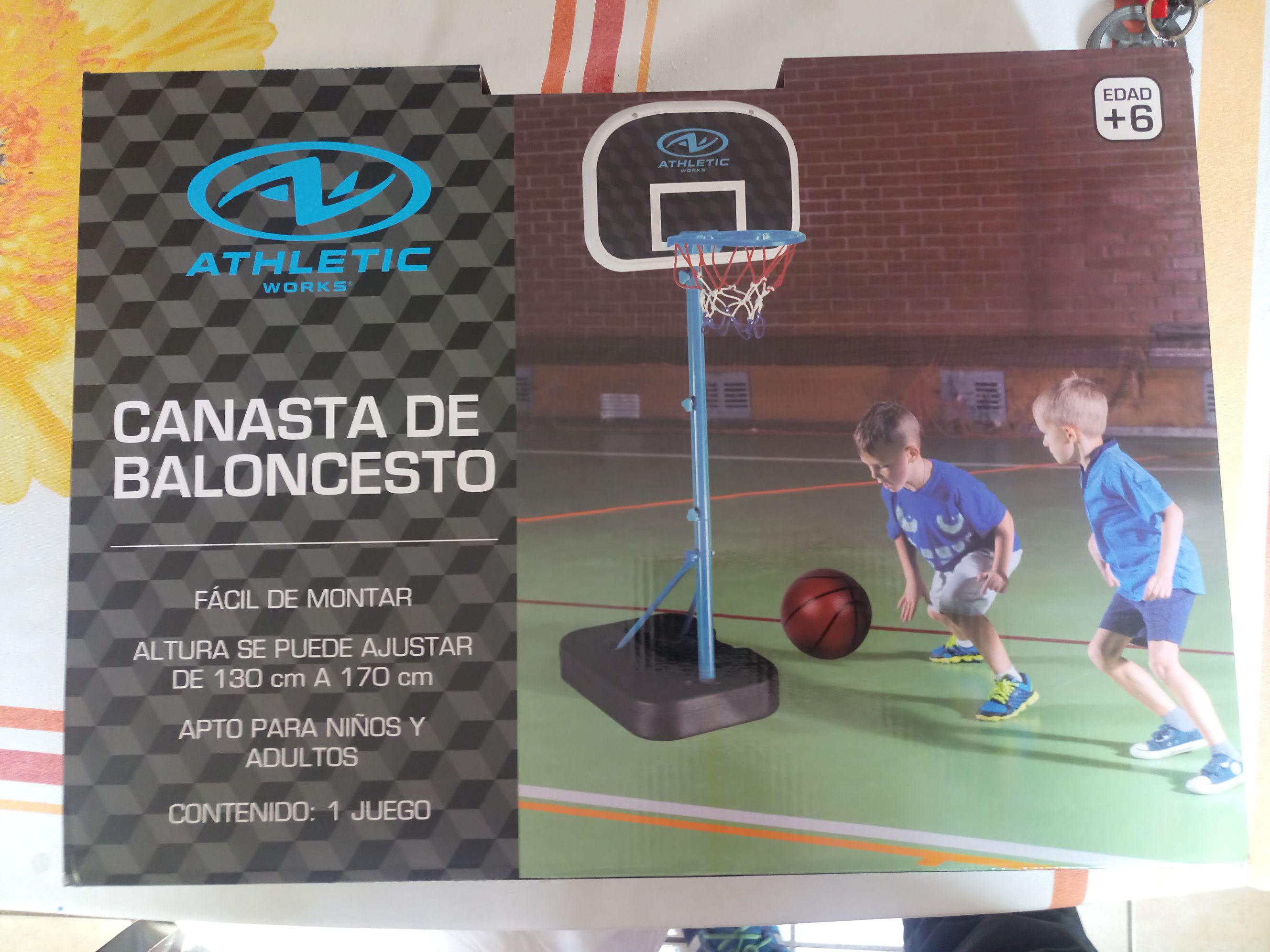 Bodega Aurrerá bicentenario Veracruz: liquidación Canasta de baloncesto