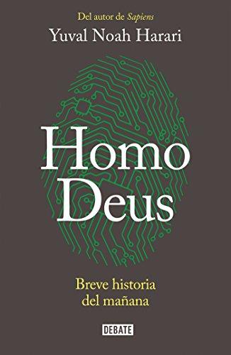 Amazon: Homo Deus: Breve Historia Del Mañana (Pasta dura, envío gratis con prime)
