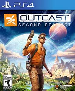 Amazon: Outcast: Second Contact Standard Edition para PS4