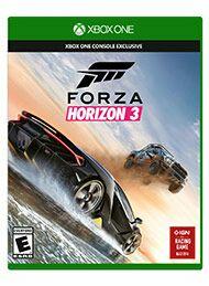 Elektra: Forza Horizon 3 para Xbox One