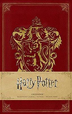 Amazon - Libreta de bolsillo Gryffindor