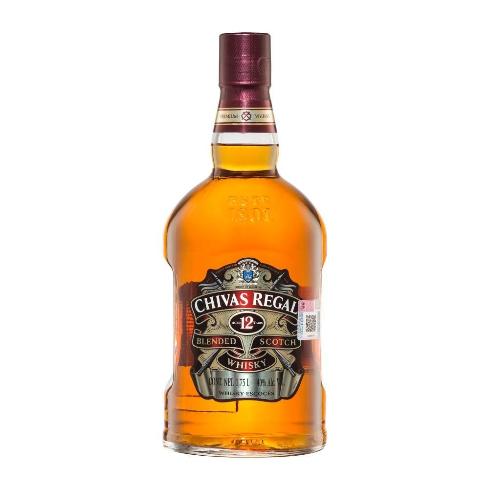 Sam´s Club Universidad: Chivas Regal 12  # 3 botellas de whisky Chivas Regal 12 años( una patona de casi dos litros de y dos patitas por $865) de $270 por botella #