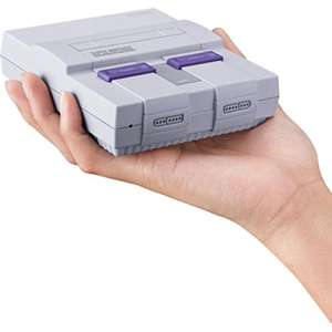 Amazon: SNES classic edition Amazon México